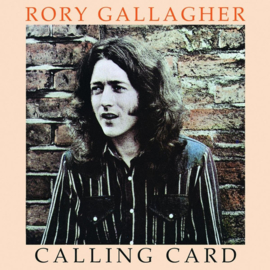 Rory Gallagher ‎– Calling Card (LP)