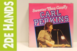 Carl Perkins ‎– Sweeter Than Candy  (LP) A50