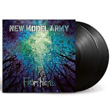 New Model Army – From Here (2LP)