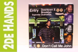 Superstar Quamallah ‎– Don't Call Me John EP (LP) H30