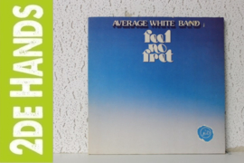 Average White Band ‎– Feel No Fret (LP) H80