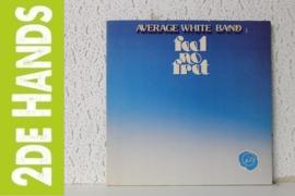 Average White Band – Feel No Fret (LP) H80