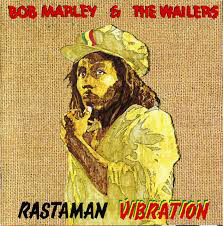 Bob Marley & The Wailers – Rastaman Vibration (LP)