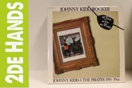 "Johnny Kidd & The Pirates - Johnny Kidd, Rocker - 1959/1966 (2LP+7"") E10"