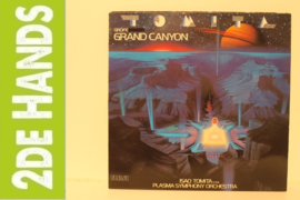 Tomita & The Plasma Symphony Orchestra ‎– Grand Canyon (LP) F90