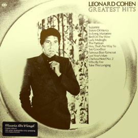 Leonard Cohen -Greatest Hits (LP)