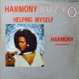 "Suzy Q – Harmony (12"" Single) T30"