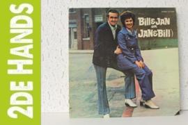 Bill & Jan – Bill & Jan (Or Jan & Bill) (LP) E20
