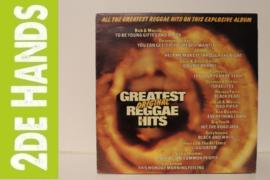 Various – Greatest Reggae Hits (LP) J40