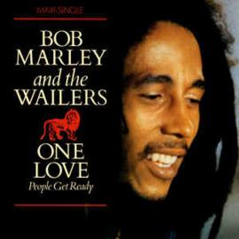 "Bob Marley & The Wailers – One Love / People Get Ready(12"" Single) T30"