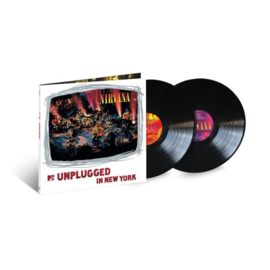 Nirvana - Mtv Unplugged In New York -DeLuxe- (PRE ORDER) (2LP)