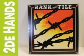 Rank And File ‎– Sundown (LP) C90