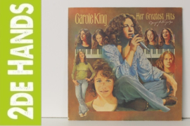 Carole King ‎– Her Greatest Hits - Songs Of Long Ago (LP) F10