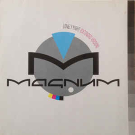 "Magnum ‎– Lonely Night (Extended Version) (12"" Single) T20"