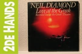 Neil Diamond - Love At The Greek (LP) G40