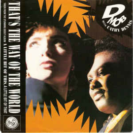 "D Mob With Cathy Dennis ‎– That's The Way Of The World (7"" Single) S90"