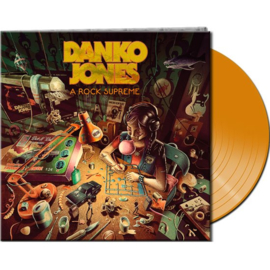 Danko Jones - A Rock Supreme (LP)