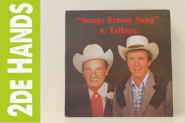 Bob Browning ‎– Songs Ernest Sang - A Tribute (LP) G30