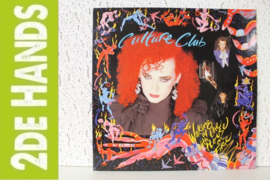 Culture Club ‎– Waking Up With The House On Fire (LP) F30