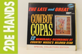 Cowboy Copas ‎– The Late And Great (LP) C20