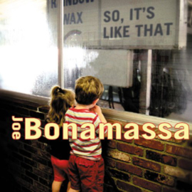 Joe Bonamassa ‎– So It's Like That (LP)