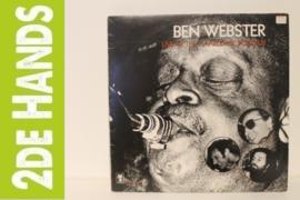 Ben Webster – Live At The Haarlemse Jazzclub (LP) G80
