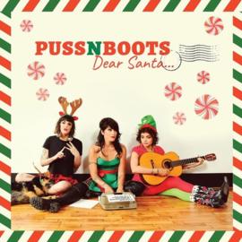 Puss N Boots / Norah Jones - Dear Santa (LP)