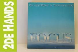 Jan Akkerman & Thijs Van Leer – Focus (LP) A10