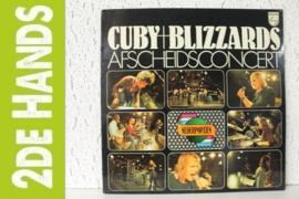 Cuby + Blizzards – Afscheidsconcert (LP) f40