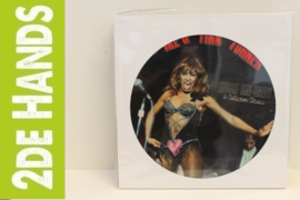 Ike & Tina Turner ‎– Rock Me Baby: A Collectors Classic (PICTURE DISC) J60