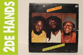 The Itals – Brutal Out Deh (LP) J20