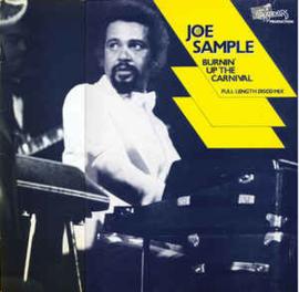 "Joe Sample – Burnin' Up The Carnival (Full Length Disco Mix) (12"" Single) T20"