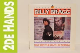 Billy Bragg ‎– Help Save The Youth Of America EP: Live And Dubious (LP) F10