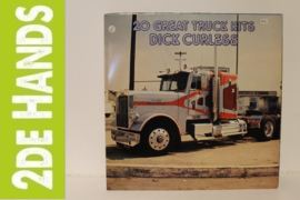 Dick Curless – 20 Great Truck Hits (LP) B20