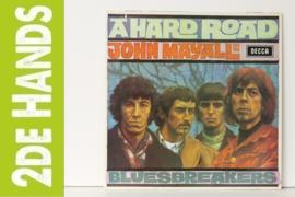 John Mayall And The Bluesbreakers – A Hard Road (LP) D30
