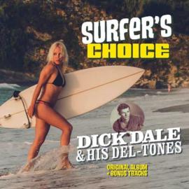 Dick Dale & Del-Tones - Surfer's Choice (LP)
