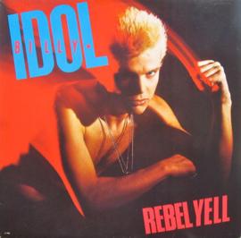 Billy Idol – Rebel Yell (LP)