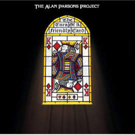 Alan Parsons Project – The Turn Of A Friendly Card (LP)