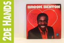 Brook Benton – Makin' Love Is Good For You (LP) G40