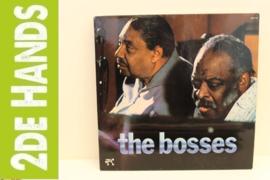 Count Basie / Joe Turner – The Bosses (LP) J50