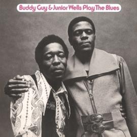 Buddy Guy & Junior Wells – Play The Blues (LP)