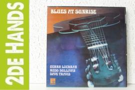 Gerry Lockran, Redd Sullivan and Dave Travis – Blues At Sunrise (LP) A10