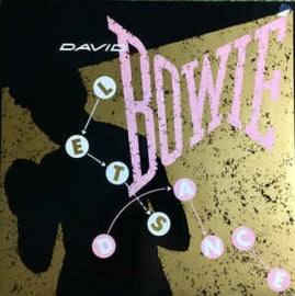 """David Bowie – Let's Dance (12"""" Single) T10"""