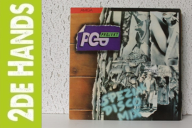 Pop Projekt ‎– Spezial Disco Mix (LP) D50