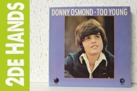 Donny Osmond ‎– Too Young (LP) A80