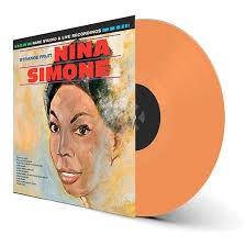 Nina Simone - Strange Fruit, Rare Studio & Live Recordings (LP)