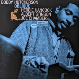 Bobby Hutcherson ‎– Oblique -Blue Note Tone Poets- (LP)