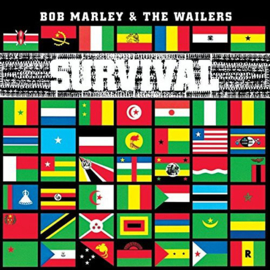 Bob Marley & The Wailers ‎– Survival (LP)