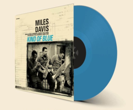 Miles Davis ‎– Kind Of Blue -LTD- (LP)