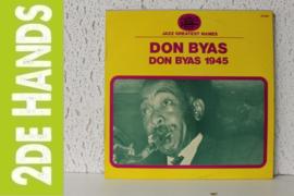 Don Byas – Don Byas 1945 (LP) C40